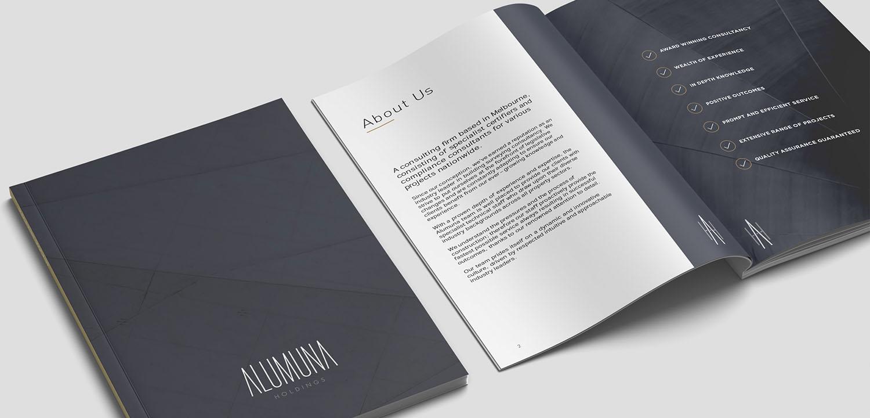 Alumuna Creative Print Design