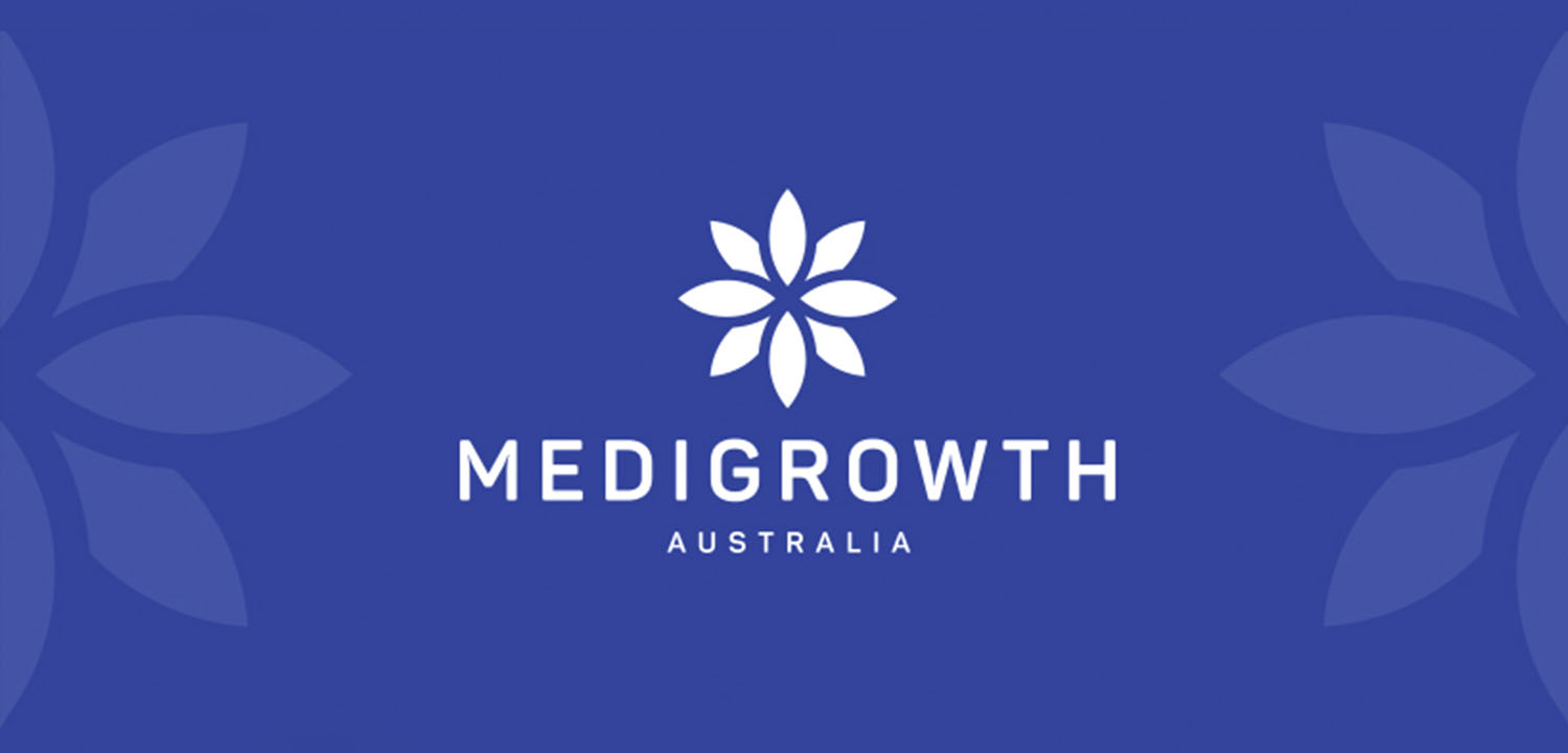 Medigrowth Logo Design