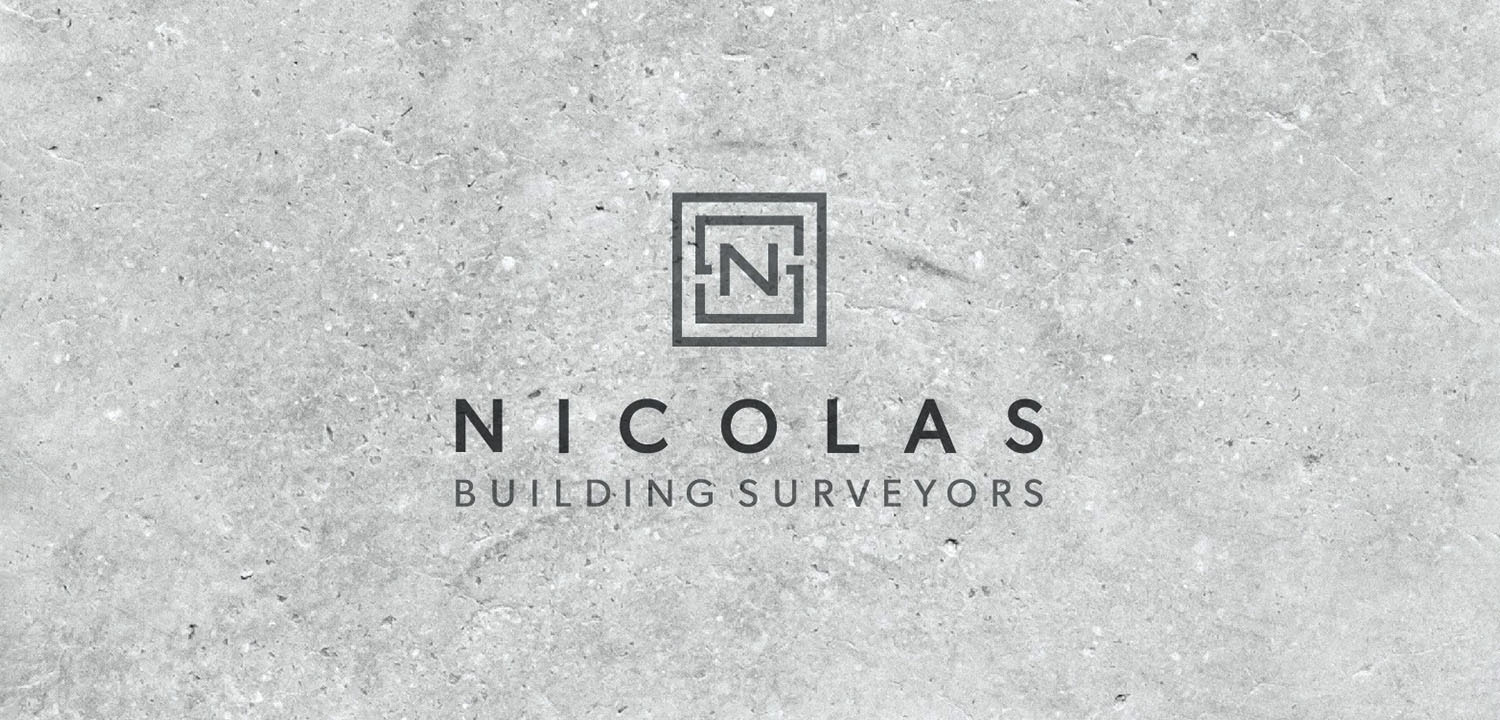 Logo Design for Nicholas Business Surveyors