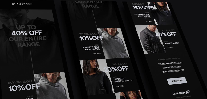 Boss Agency - Kenny Parker Fashion Label EDM