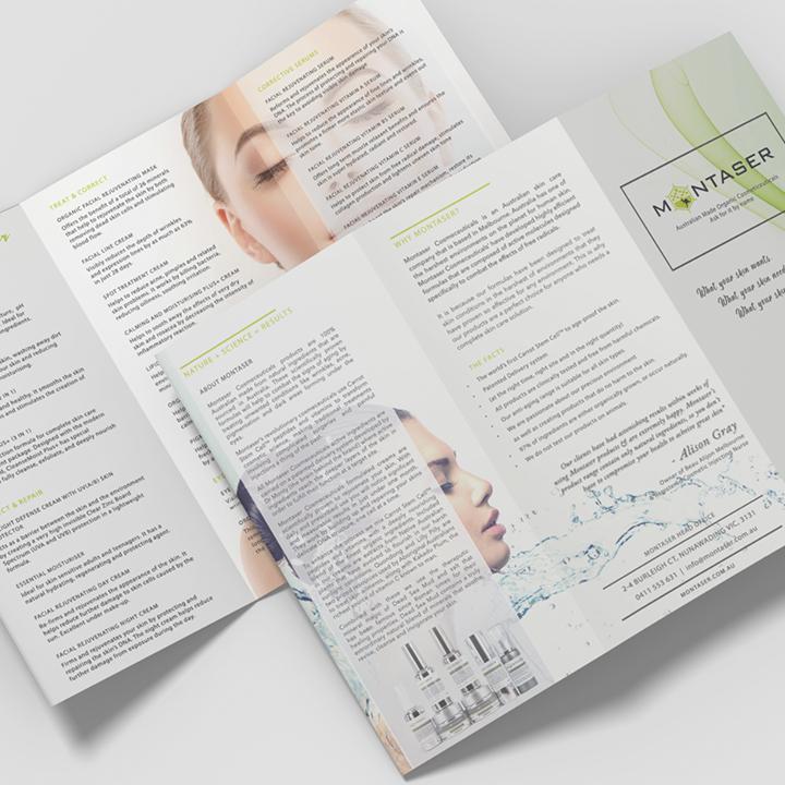 Boss Agency- MONTASER- Print Design