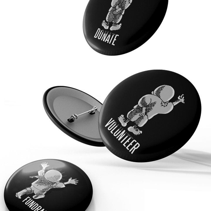 Boss Agency - R4P - Badge Promotional Material
