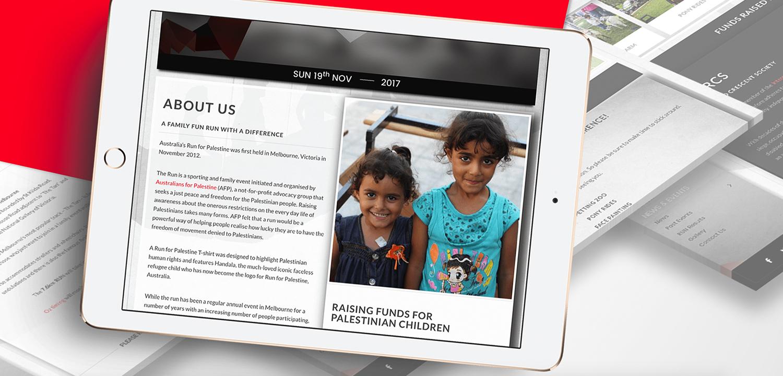 Boss Agency - R4P7- iPad Responsive Web Design