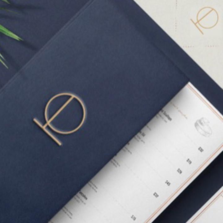 Le Plonc, Melbourne - Menu - Print and Design