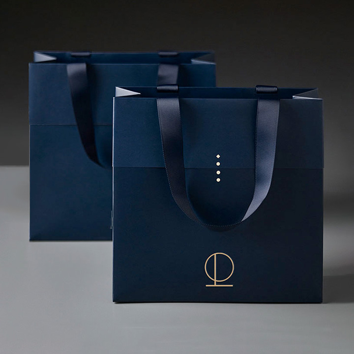 Le Plonc, Melbourne - Package Design Takeaway Bag