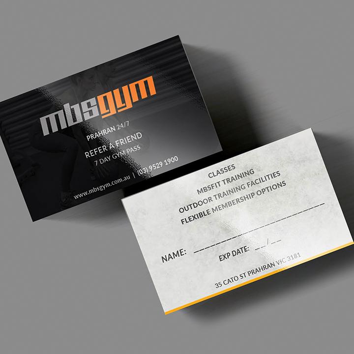Business Cards Design Mockups