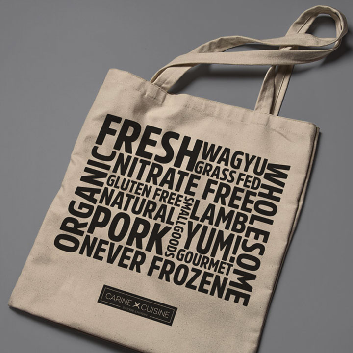 Merchandise Design Concept for Caine Cuisine