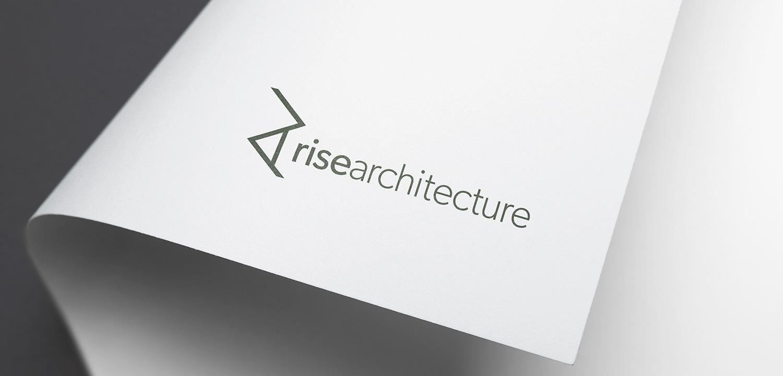 Logo Design for Rise Architecture